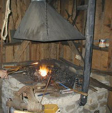 Forge And Hood Coal Solid Fuel I Forge Iron
