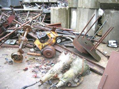 Junk Yard Forge