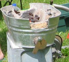 Tim Livley Style  Washtub Forge