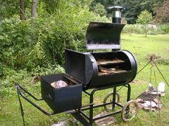 Possum's BBQ Cooker