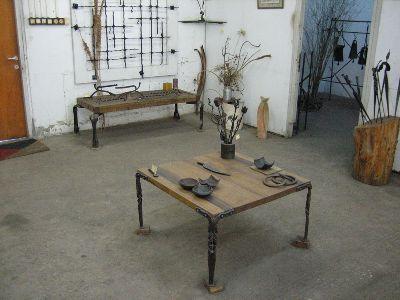 My studio in Israel