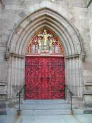 Saint Marks Church, Locust St, Philadelphia PA