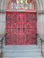 Saint Marks Church, Locust St, Philadelphia