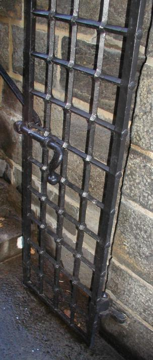 Door - Cloisters Museum - New York