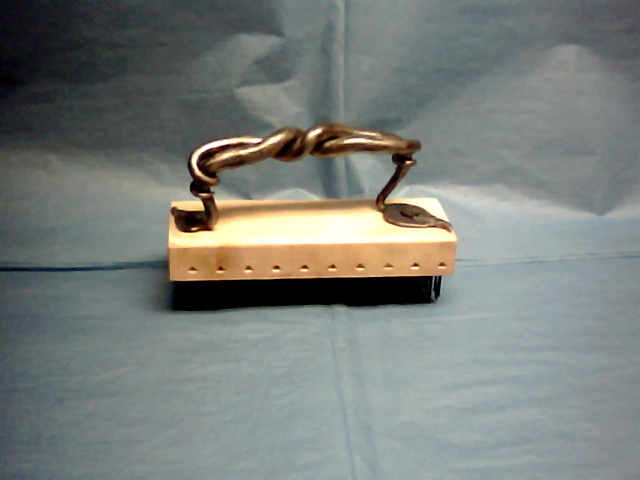 Wire brush handle