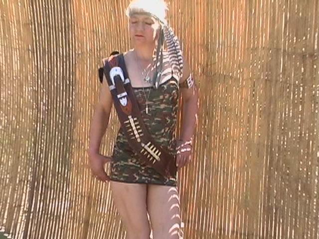 rifle scabbard