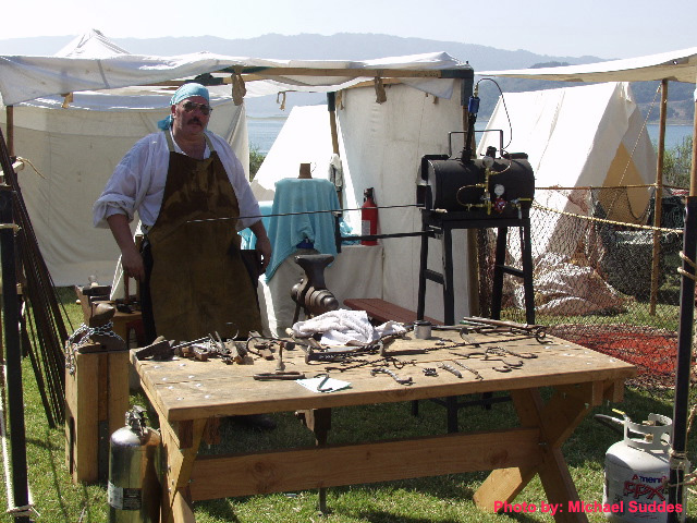 Picture of me at the Ojai Pirate Faire a few years ago.
