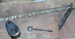 Elmer Roush - padlock