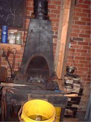 forge side draft hood