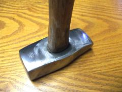 Cross Pein Hammer, 4340 Steel, 2lbs+