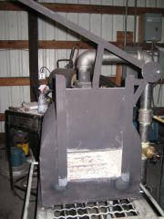 Ribbon Burner Forge