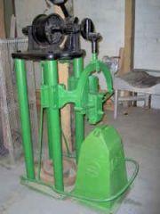 Line Shaft Power Hammer from Novely Ironworks