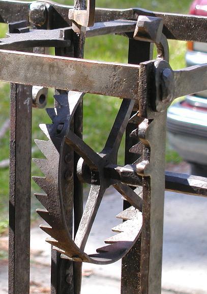 Crown wheel work