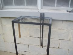 Hammer/Tong Rack