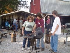 2nd Annual Yesteryear Forge Hammer In