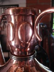 amphora copper