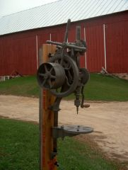 Canedy-Otto Post Drills