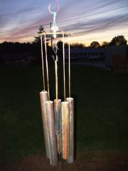 Wind Chimes Finished