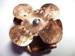 Bottom of Copper Rose