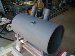 Forge midway through
