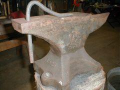 My anvil