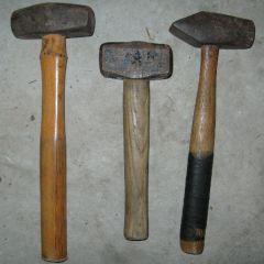 Main hammers