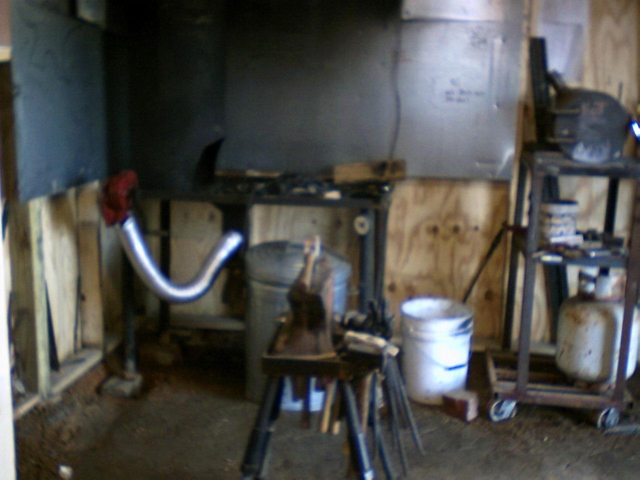 Forging Area