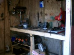Power Tool Bench