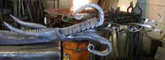 Dragon - Initial Forging