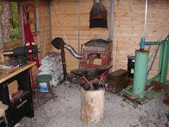 Old Forge Setup
