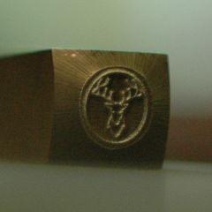 Iron Antler Forge Touchmark