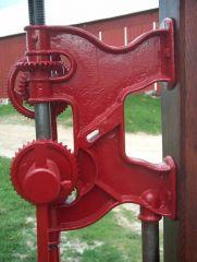 George C. Taft  post drill