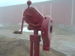 Lancaster Forge Co. Blower
