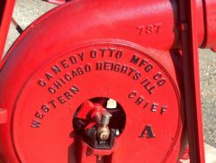 Canedy-Otto Western Chief Blower, Size A
