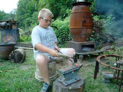 First Forging