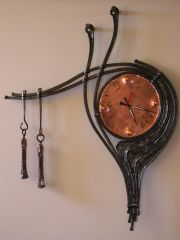 forged clock