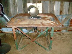 Forge Table