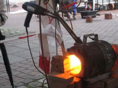 THE FORGING STATIONS