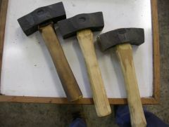 Carving hammers