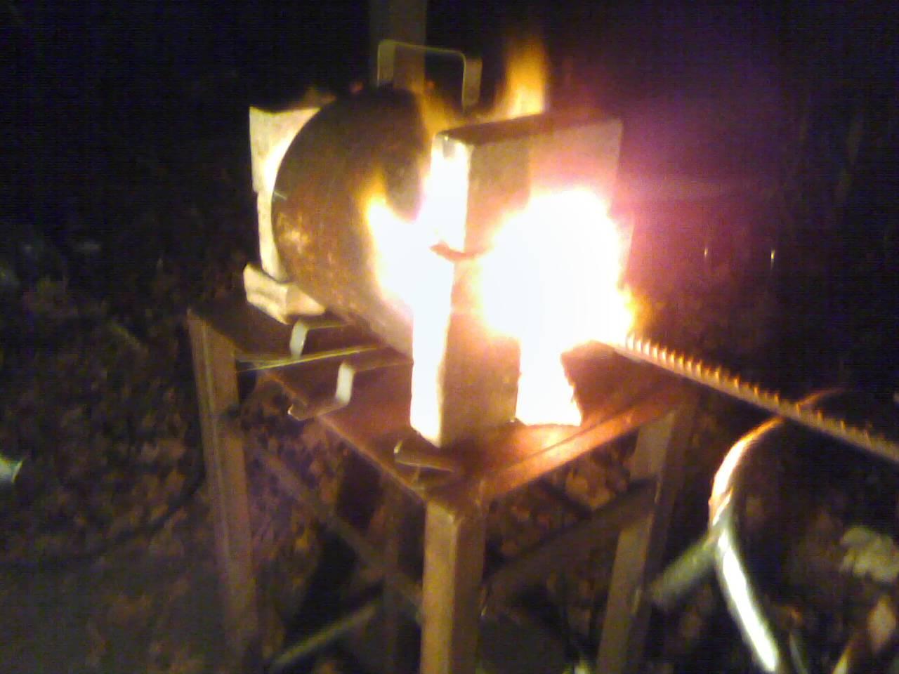 Random Blacksmithing
