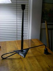 Candlestick and Snuffer