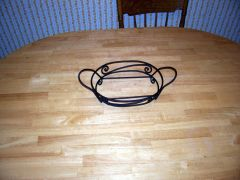 Oval Casserole dish Holder