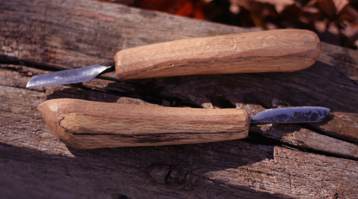 deerfoot carving knives