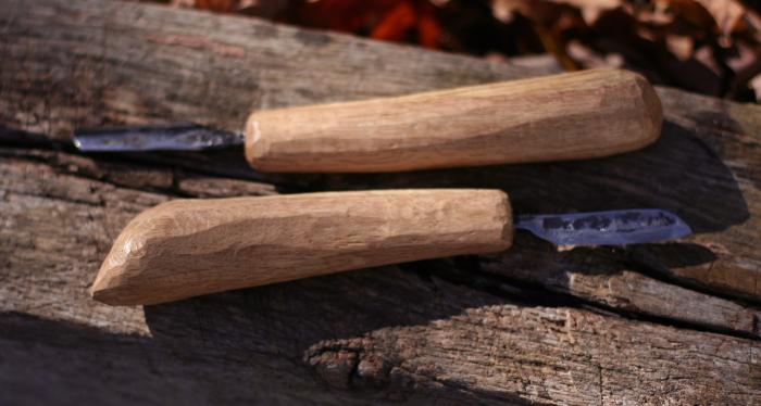 deerfoot carving knives