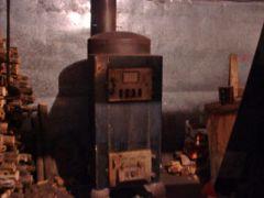 My heat source.