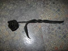 Rose knife