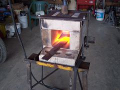 Forge Fired Up