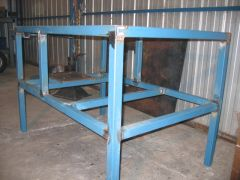 Coal Forge Frame - Constructed...