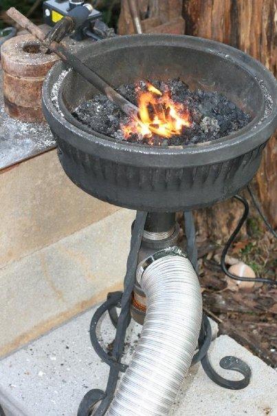 brake drum forge detail