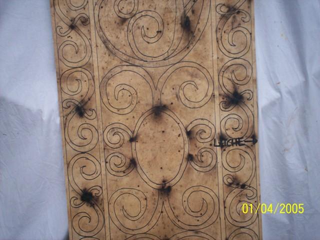 Old n Rusty's Gate Pattern